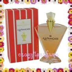 A La Francaise Perfume 1.7 oz / 50 ml Eau De Parfum spray by Marina De Bourbon for Women $15.15