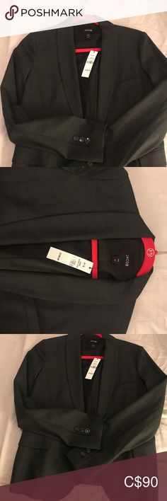 New Jacobs blazer in Grey New Grey blazer in Petite Small with tags on Jackets & Coats Blazers
