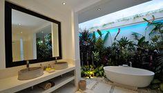 Chaque chambre dispose de sa salle de bains privée, offrant #intimité et #confort