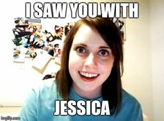 4ea1f8beff84100c36f9e1b9ef76074a girlfriend meme overly attached girlfriend image tagged in scumbag,overly attached girlfriend,breaking bad