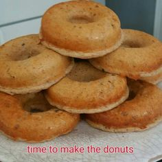 1 cup Kodiak power cakes mix  2 scoops or servings of Quest Cookies and cream protein powder  1 tbsp baking powder  2 packets of truvia  1/3 cup of unsweetened applesauce  1 and 1/2 cups of cold water   spray your donut pan and bake at 375 for 10 minutes   12 donuts 1sp each
