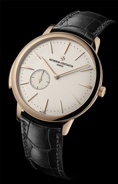 The melody of a unique time VACHERON CONSTANTIN the Patrimony Contemporaine Ultra-Thin Calibre 1731 (See more at: http://watchmobile7.com/articles/vacheron-constantin-patrimony-contemporaine-ultra-thin-calibre-1731) (2/5) #watches #vacheronconstantin