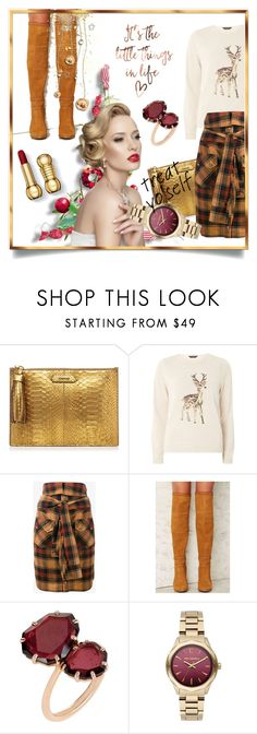 """It's Time to Treat Yo'Self!"" by kari-c ❤ liked on Polyvore featuring Dorothy Perkins, Faith Connexion, Annoushka, Karl Lagerfeld and treatyoself"