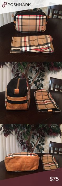 Seamus Golf Travel Case/Head Cover Set This travel bag and head cover are gently used and still in great condition Seamus Golf Bags Cosmetic Bags & Cases
