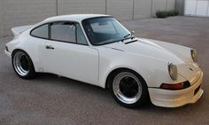 1973 911 T to RSR Retro Creation | 3.6L V-Ram | G50 SBH By Patrick Motorsports Porsche & Mid Engine Performance Specialists