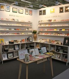 Rifle Paper Co./Garance Dore on Northlight Stand, Top Drawer, London