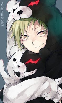 Kano | Kagerou Project/Danganronpa Crossover OMG I love kagerou project AND danganronpa!!!