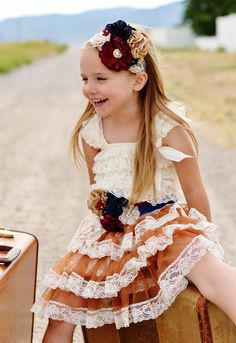 Lace Dresses 10 Colors 0-5 Years Old | Jane