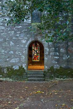 Drum Castle Chapel, Aberdeenshire