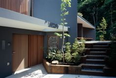 cell space architects / 2 houses, kamakura