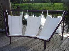 Bebber products CHILL, lounge hangmatten, hangstoelen, cirkel, of. Backyard Projects, Outdoor Projects, Backyard Patio, Backyard Landscaping, Outdoor Seating, Outdoor Fun, Outdoor Spaces, Outdoor Living, Outdoor Decor