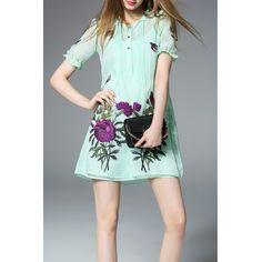 Плащеносные Зеленое платье линия  #Плащеносные #Зеленое #платье #линия