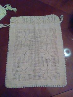 Resultado de imagen de bolsas de pan crochet