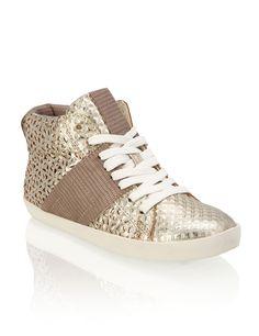 HUMANIC Kids - Funky Girls Sneaker - http://www.humanic.net/at/Kids/Maedchen/Sneaker/Funky-Girls-Boot-gold-3223502681