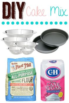 DIY Cake Mix | eBay