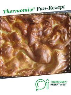 Pfannkuchen aus dem Ofen (Finnischer Ofenpfannkuchen) Rezept des Tages 03.07.2013 von Blautopf. Ein Thermomix ® Rezept aus der Kategorie Grundrezepte auf www.rezeptwelt.de, der Thermomix ® Community.