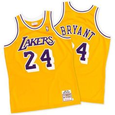 Men's Los Angeles Lakers Kobe Bryant Mitchell & Ness Gold 2008 Authentic Jersey My baby girl still has her #8 jersey!!!!