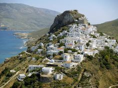 I am going to SKYROS Island as my first destination when I arrive in Greece & I am sooooooo excited! Skyros is is apart of the Sporades Island group. List Of Greek Islands, Greek Islands To Visit, Greece Islands, Crete Island, Beautiful Islands, Beautiful Places, Syros Greece, Myconos, Places In Greece