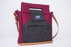 Filztasche Awa - mokwi Shopping-Tasche