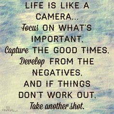 Biblical quotes about life lessons: life is like a camera. Great Quotes, Quotes To Live By, Me Quotes, Motivational Quotes, Inspirational Quotes, Super Quotes, Jesus Quotes, Daily Quotes, Qoutes