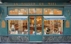 *La Maison du Miel (honey shop) - Paris
