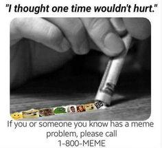 I meme'd