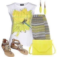Amo el amarillo!
