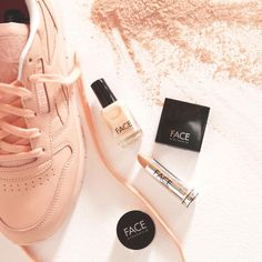 Collab: Reebok Classic x FACE Stockholm - Mode - Make-up - Marie ...