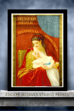 Love of Another, Mother? (in Gratitude and Invited) by Lana Thibeault on Etsy