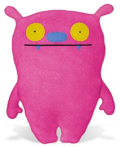 uglydolls are awesome too