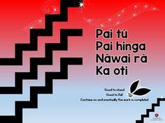 thetereomāoriclassroom: whakataukī