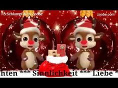 Last Christmas Song Zoobe Rudolph Tanz - YouTube
