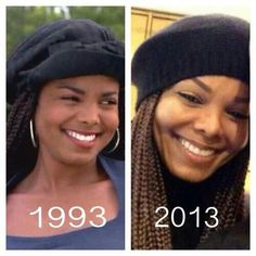 She ages so gracefully ツ Janet