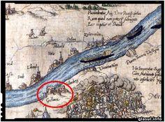 """Asediul de la Golubăț (Golubac) din 3 iunie 1428 sau din faptele de """"vitejie"""" ale marelui regat al Ungariei Maps, Historia, Blue Prints, Map, Cards"""