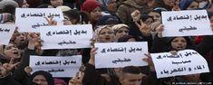 """الاحتجاجات تستمر.. """"جرادة"""" تضع الحكومة المغربية في تحدٍ جديد"""