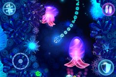 Glowfish (Full): Addictive fun iPhone Game for free! Download, Screenshots and more on:>> http://www.iappsclub.com/2012/10/iPhone-iPad-iPod-touch-App-gone-free.html#.UHiTi01rh1w