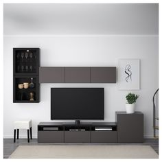 IKEA offers everything from living room furniture to mattresses and bedroom furniture so that you can design your life at home. Check out our furniture and home furnishings! Tv Unit Design, Tv Wall Design, Tv Unit Furniture, Home Furniture, Furniture Dolly, Furniture Online, Furniture Stores, Bedroom Furniture, Tv Storage