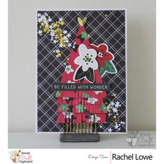 Fancy Pants Cottage Christmas Christmas Cards and Gift Card Holder Card by Rachel Lowe - Fancy Pants Cottage Christmas Christmas Cards and Gift Card Holder Card Christmas has to be the time that most scrappers make some cards, even if you are