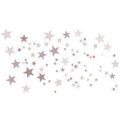 Pour décorer le mur de la chambre d'un enfant et apporter de la gaieté et de la poésie, les stickers Constellation rose de la marque Art for Kids seront les bienvenus !
