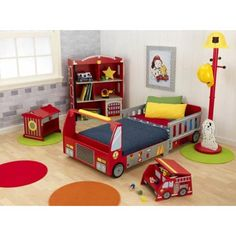 Toddler Beds For Boys, Boy Toddler Bed, Baby Toddler Beds, Toddler Beds Furniture