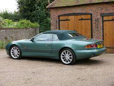 2000 Aston Martin DB7 V12 Vantage Volante  (picture 2 of 6)