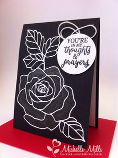 Michelle Mills, Independent Stampin' Up! Demonstrator Brisbane Australia.