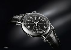 The Longines Avigation: American Air Power - Monochrome Watches Luxury Watches, Rolex Watches, Watches For Men, Dream Watches, Wrist Watches, Navy Seals, Patek Philippe, Breitling, Unusual Watches