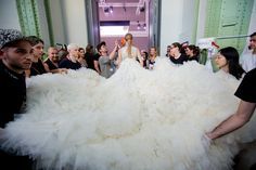 Modern-Day Muses — gowns   Giambattista Valli Haute Couture...