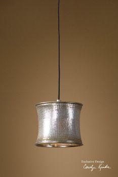 Pendant Lights, Pendent Lighting, Ceiling Lights - Uttermost Marcel mini pendant $173