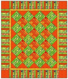 Easy quilts free patterns by elleb77