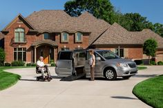 ElDorado Mobility converts @Chrysler and @Dodge products with innovative features to blend ease, #comfort and #mobility together. #ElDorado places unwavering focus on #customers and their #caregivers.