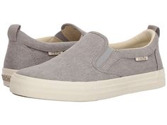 Taos Footwear Rubber Soul Women's Slip on Shoes Sky Blue Wash Canvas Women's Slip On Shoes, Slip On Sneakers, Trendy Womens Sneakers, Rubber Soul, Crocs Classic, Free Clothes, Tao, Footwear, Grey Wash