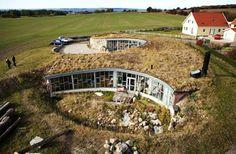 Wow! Earthship, Landskrona Sweden