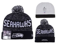5deedce0fda NFL Seattle Seahawks New Era Beanies Sports Knitted Caps Hats Nfl Seattle